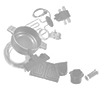 LG Thermistor Assembly EBG61186704