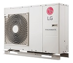 LG Therma V Air to Water Heat Pump, capacity: 9,0 Kw  HM091.U32 MONOBLOCK