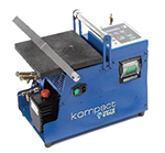 Portable unit for pressurization, vacuum & charge WIGAM Kompact/P