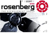 New! Rosenberg Axial & Ventillation Fans.