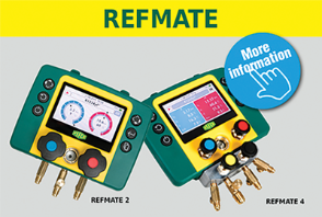 REFCO REF MATE and DIGIMON