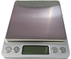 Professional digital table top scale DWT 500gr
