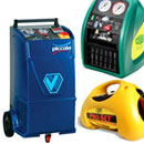 UNITS:Refrigerant Recovery / Recycling equipment  / Flushing units