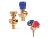 VALVES FOR RECEIVERS & CYLINDERS