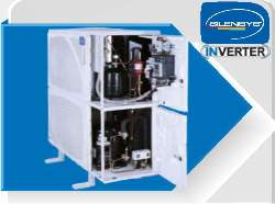 INVERTER SILENSYS Condensing units Plug & Play power variation