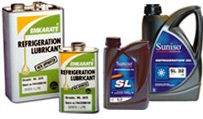 REFRIGERATION LUBRICANTS: SUNISO , EMKARATE