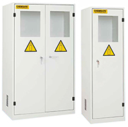 Safety cabinets for interiors and exteriors BBASIC120G, BBASIC60G