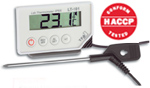 Digital probe Thermometer TFA 30.1033, conform HACCP tested