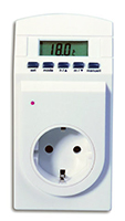 Digital room Thermo-Timer TFA 37.3000