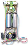 SPECIAL OFFER!! Bi-gas trolley vacuum and charging stations 23000/V/6