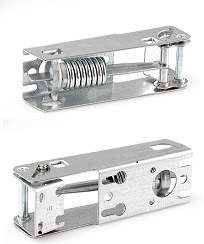 Freezer Hinge S58_15cm  with one hole
