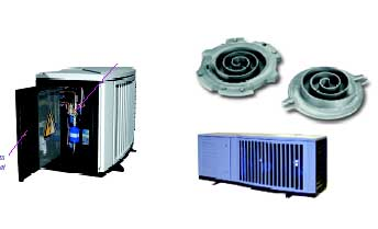 Copeland Scroll condensing units for Outdoor Use