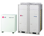 LG Therma V Air to Water Heat Pump, capacity: 32,0 Kw  ARUN100LT3 / ARNH10GK2A2