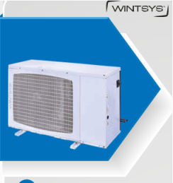 WINTSYS Housed condensing unit by TECUMSEH