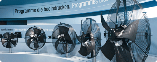 EBM : GreenTech EC Technology Fans