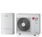 LG Therma V Air to Water Heat Pump, capacity: 9,0 Kw  HU091.U41 / HN0916.NK1