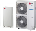 LG Therma V Air to Water Heat Pump, capacity: 16,0 Kw  HU161.U32 & HN1610Η.NK2