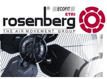 New! Rosenberg Ventillation Fans.