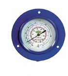 Burdon type Gauges REFCO for front mounting MR 286-386  Series