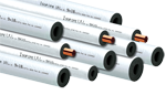 Insulation pipes with UV Protection