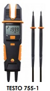 Current and voltage tester TESTO 755-1